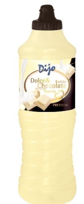 sos dijo biała czekolada