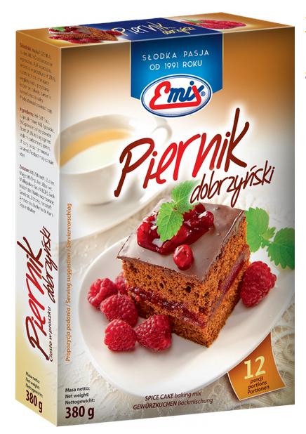 EMIX Piernik dobrzyński 380 g