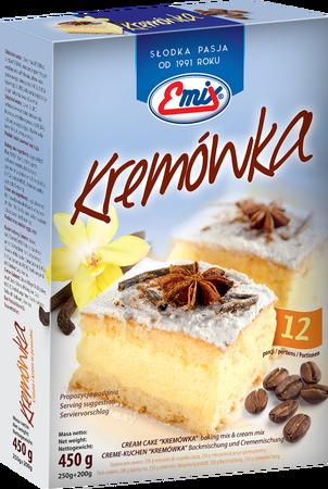 EMIX Kremówka 450 g