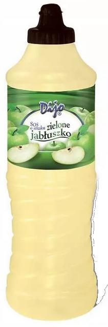 Sos Dijo Zielone Jabłuszko 1 KG