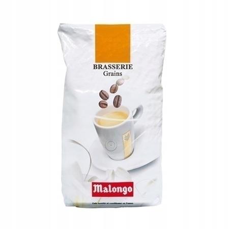 Kawa ziarnista Malongo BRASSERIE Grains 1 KG (1)