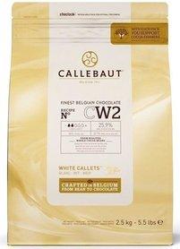 Biała czekolada Callebaut