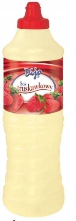 sos truskawkowy DIJO