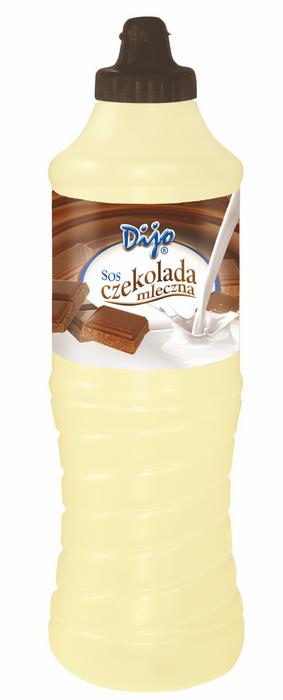 sos mleczna czekolady DIJO