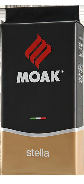 Włoska Kawa MOAK STELLA ziarnista 80% Arabica 20% Robusta