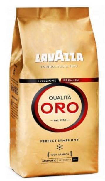 Włoska Kawa Lavazza Qualita ORO 1KG