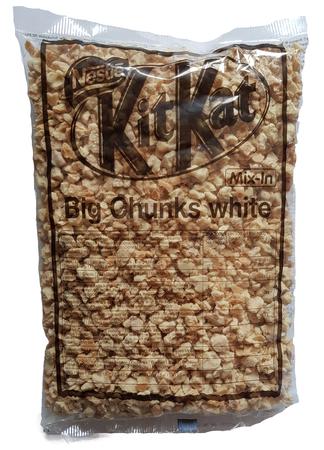 Pozypka do lodów Kit Kat White 400 g