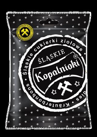 Cukierki Kopalnioki Śląskie ziołowe 80 g