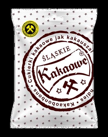 Cukierki Śląskie kakowe 80 g